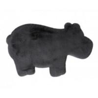 ANIMALS HIPPO BLACK