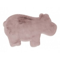 ANIMALS HIPPO PINK