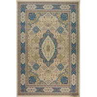 ROYAL ESFAHAN-1,5 2602A cream-blue