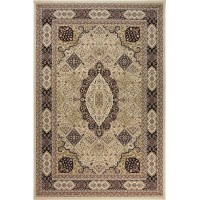 ROYAL ESFAHAN-1,5 2602A cream-brown