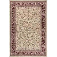 ROYAL ESFAHAN-1,5 3444A cream-red