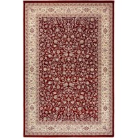 ROYAL ESFAHAN-1,5 3444A red-cream